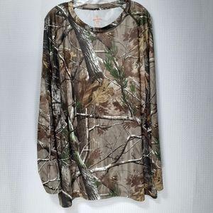 Game Winner Lightweight Camouflage Shirt 3XL Men's